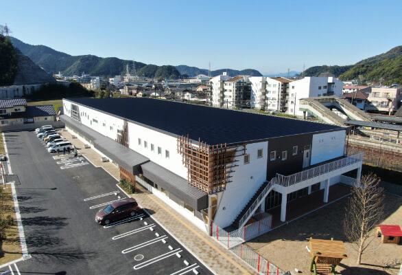 芦北総合コミュニティセンター新築工事