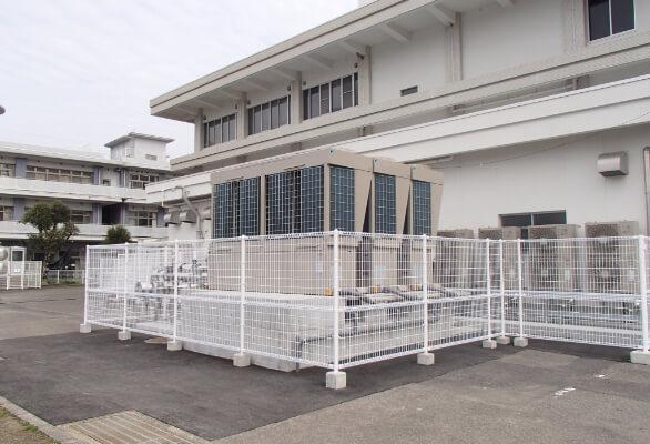 芦北総合庁舎空調設備改修工事
