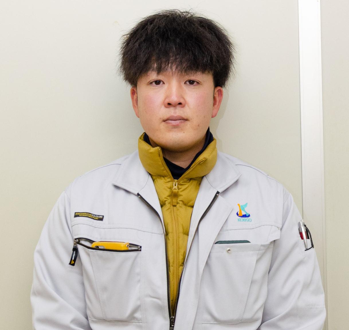 光永 潤平さん